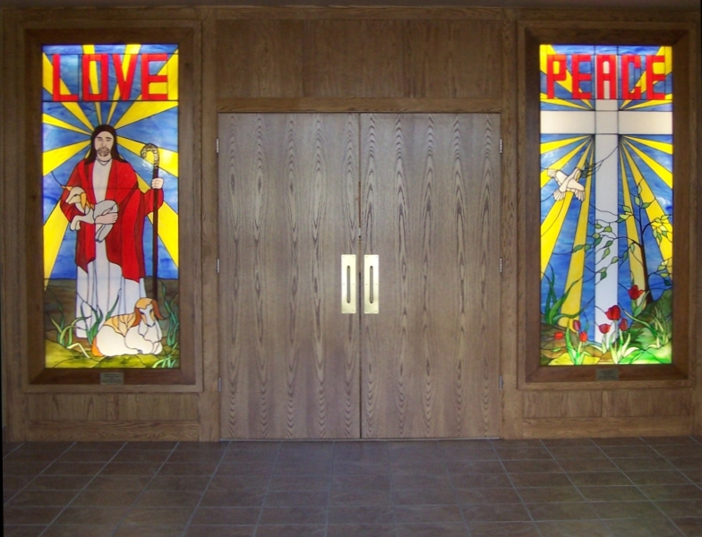 SPC Sanctuary Entrance