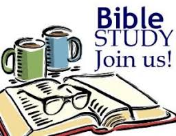 Bible Study @ Gathering Room
